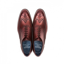 Barker Oxford brogue