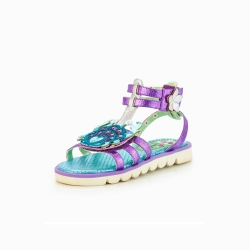 Choice Girls Crab Gladiator Sandal