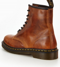 Eyelet Boot - Brown