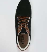 Casual comfort Trainers - black