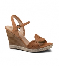 Clare Rope Wedge